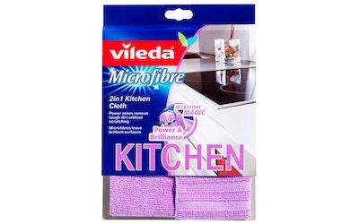 Vileda Kitchen keittiöliina 2 in 1