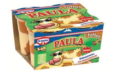 Dr.Oetker Paula 4x125g toffeetäplävanuka