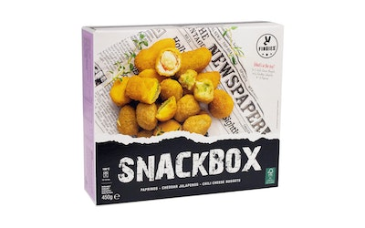 Feel Good Food Snackbox 450g