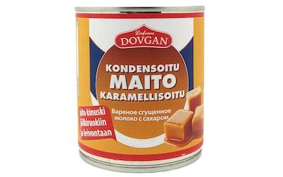 Dovgan kondensoitu maito 397g karamel