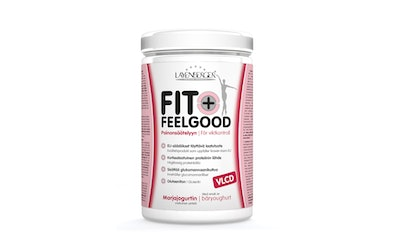 Fit Feelgood pirtelöjauhe 430g marjajogurtti