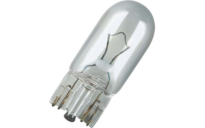 Osram W3W 12V merkkivalolamppu 2kpl