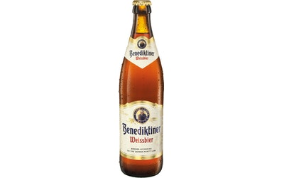 Benediktiner Weissbier 5,4% 0,5l