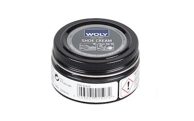 Woly Shoe Cream, musta, 50ml