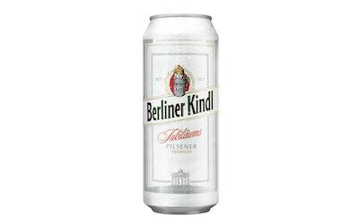 Berliner Kindl Premium pils 5,1% 0,5l