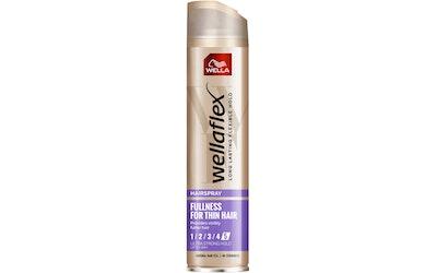 Wella Wellaflex hiuskiinne 250ml Fullness
