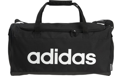Adidas treenilaukku LIN M FL3651 musta - kuva