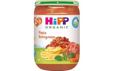 HIPP pasta Bolognese 12kk 220 g luomu
