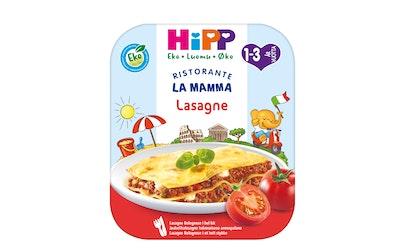HiPP Luomu Ristorante La Mamma Lasagne 250g 1-3v