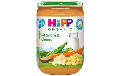 HiPP Luomu Veggie Macaroni & Cheese 220g 8kk