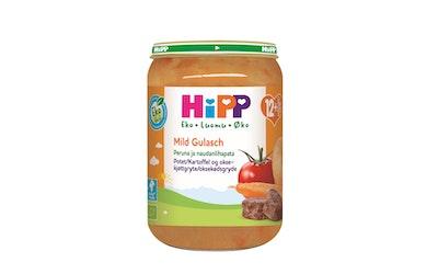 Hipp peruna ja naudanlihapata 12kk250g Luomu