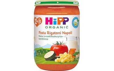 HIPP pasta tomatti-kesäkurpitsa -kastikkeessa  220g 12kk luomu