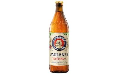 Paulaner Hefe-Weissbier 0,5l 5,5%