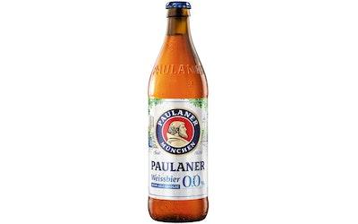 Paulaner Hefe-Weiss olut 0,5% 0,5l