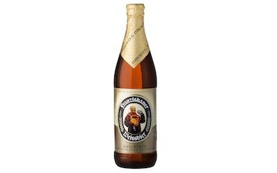 Franziskaner Hefe Weissbier olut 5,0% 0,5l