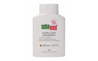 Sebamed hellävarainen shampoo 200ml Everyday