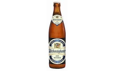 Weihenstephaner Hefe Weissbier 0,5l 5,4%