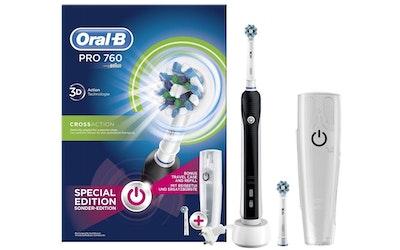 Oral-BPRO 760 Black CA sähköhammasharja - kuva