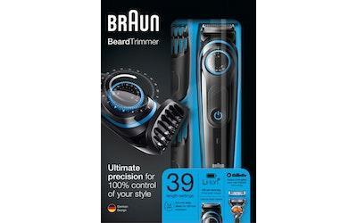 Braun BT5040 trimmeri + Gillette höylä