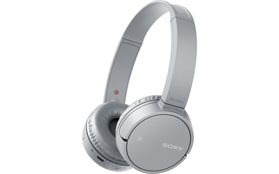 Sony WH-CH500H BT-sankakuuloke harmaa - kuva