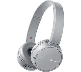 Sony WH-CH500H BT-sankakuuloke harmaa