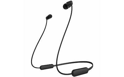Sony WI-C200B Bluetooth-nappikuuloke musta