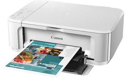 Canon Pixma MG3650S monitoimitulostin valkoinen