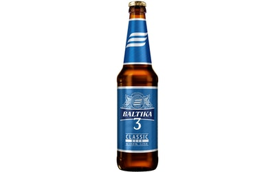 Baltika No 3 Classic 4,8% 45cl