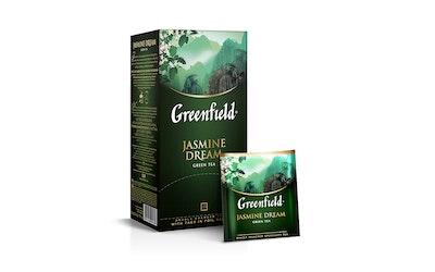 Greenfield tee 25ps vihreä Jasmine Dream
