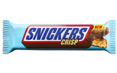 Snickers Crisp duo 40g suklaapatukka
