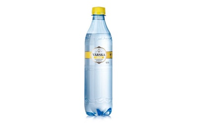 Värska sitruunanmakuinen mineraalivesi 0,5l