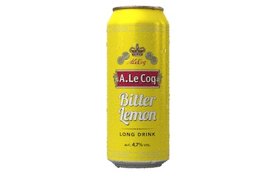 A.Le Coq Bitter Lemon long drink 4,7%