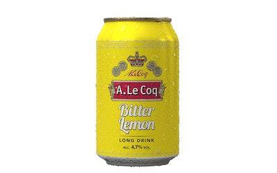 A.Le Coq Bitt Lemon LD 4,7% 0,33l
