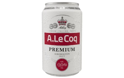 A.Le Coq 0,0% 0,33l tlk