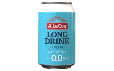 A. Le Coq Long Drink 0,0% 0,33l
