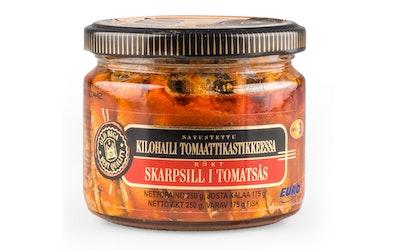 Old Riga savustettu kilohaili tomaattikastikkeessa 250g