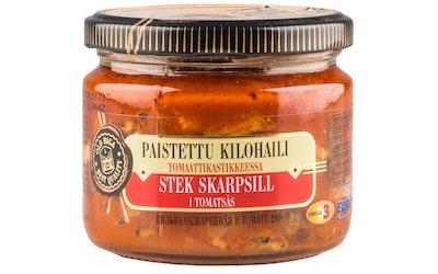 Old Riga paistettu kilohaili 280/175g tomaattikastikkeessa
