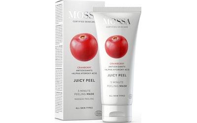 Mossa Juicy hedelmähappokuorinta 60ml