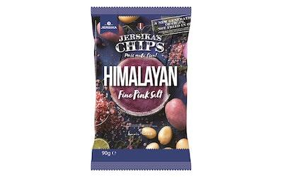 Jersikas Chips 90g himalayan salt
