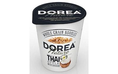 Dorea Täysjyväkuppinuudeli Thai Style 62 g
