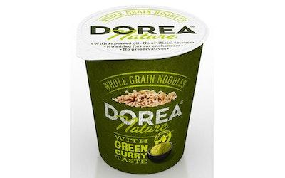 Dorea täysjyväkuppinuudeli Green Curry 62g