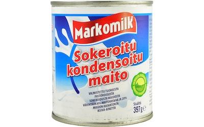 Markomilk makeutettu kondensoitu maito 397 g