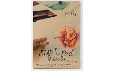 Akvarellilehtiö Star T A4