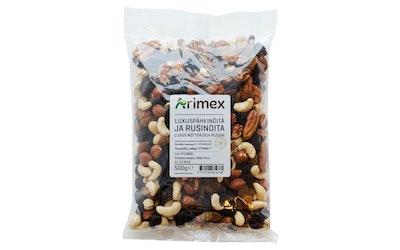 Arimex Luxuspähkinöitä ja rusinoita 500g
