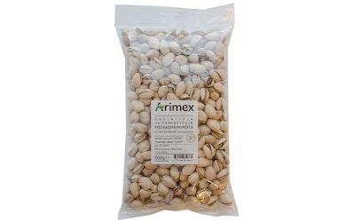 Arimex Suolattuja ja paahdettuja pistaasipähkinöitä 500g