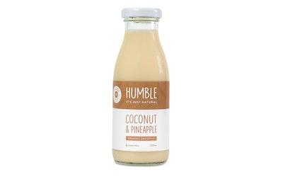 Humble luomusmoothie 250ml ananas-kookos