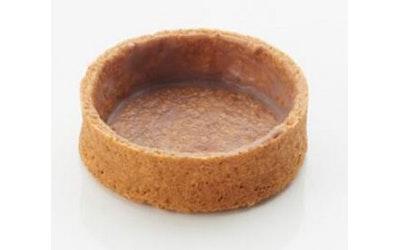 MF La Rose Noire keskikokoinen leivospohja pyöreä graham 100x10g pakaste