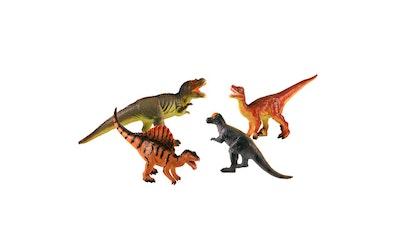 Dinosaurus soft 6 eril muovia