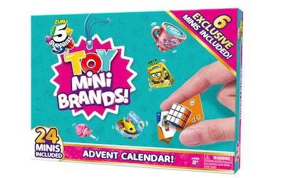 5 Surprise Mini Brands Toy Adventtikalenteri - kuva