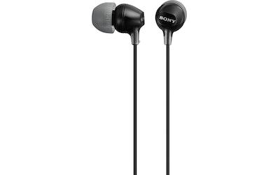 Sony MDR-EX15LPB nappikuuloke musta